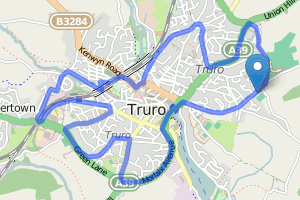 Truro running club hillies routes