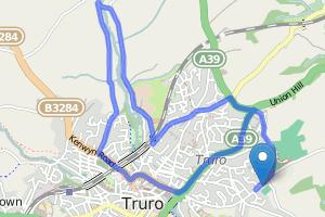 Truro running club scawswater loops