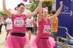 Cancer Research UK's Race For Life which took place in Hyde Park on Sunday 18th June 2010