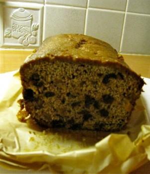 Hana's Bara Brith cake