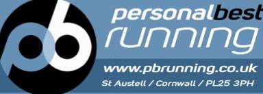 Personal Best Running logo
