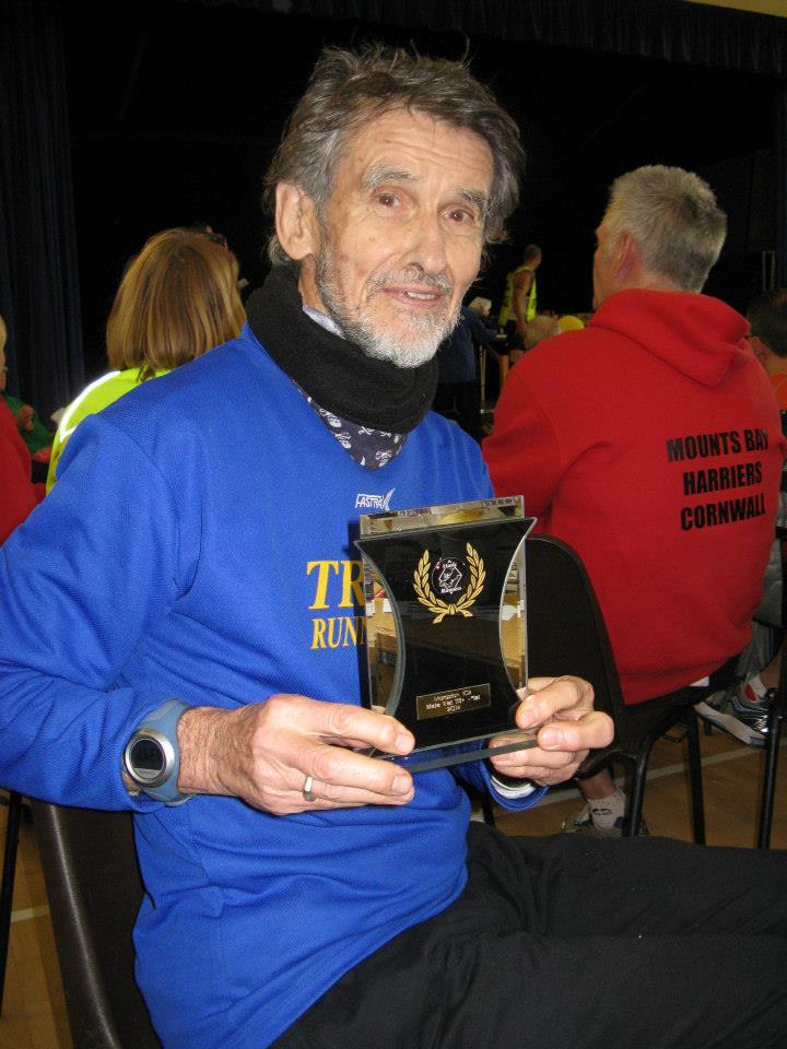 Tony, 1st in category!