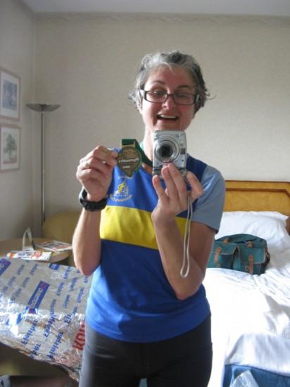 Hana Citherw, Plymouth Half Marathon 2014