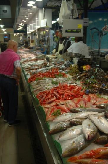 Palma fish market