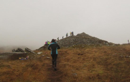 Running up the Tor, NYD 2015