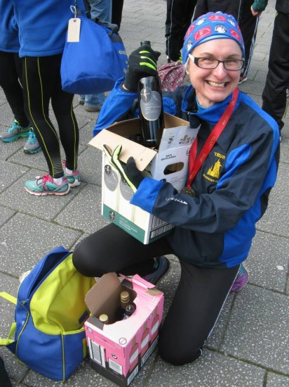 Falmouth Half Marathon 2015