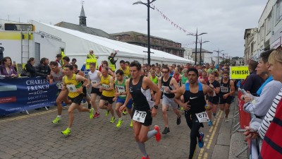 Truro Half Marathon 2015