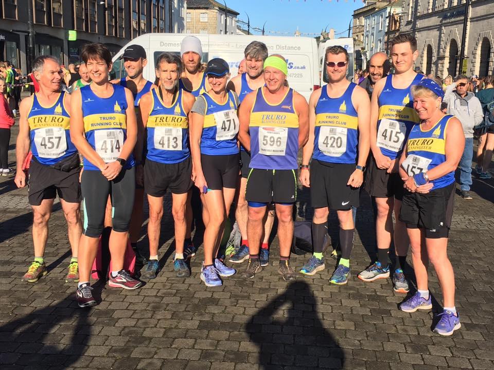 Truro Half Marathon TRC