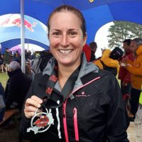 Cassi Bendi Truro Running Club Leader