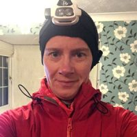Claire Longman Truro Running Club